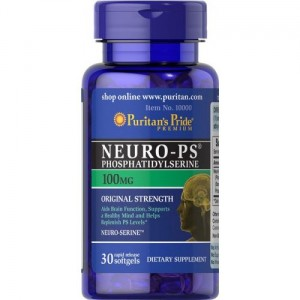 Puritan's Pride NEURO - PS® - (30 kap)