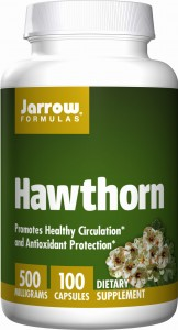 JARROW Hawthorn - głóg 500mg - (100 kaps)( data do 31,12,2020r)