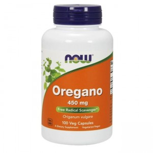 Now Foods Oregano 450mg - (100 vkap)