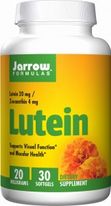 JARROW Lutein 20mg (30 kap)