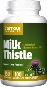 JARROW Milk Thistle 150mg (100 kap)