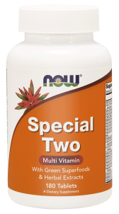 NOW Foods Special Two (180 tab)