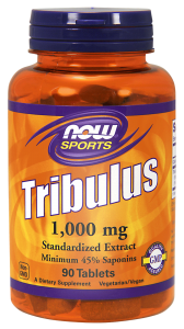 NOW Foods Tribulus  1000 mg (90 Tab)