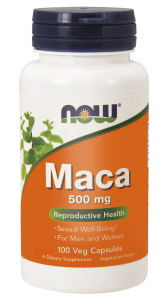 Now Foods Maca 500mg - (250 kap)