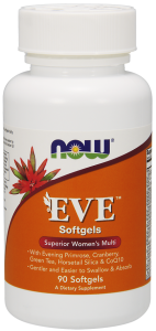 Now Foods Eve -(żelki 90)