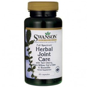 Swanson FS Herbal Joint Care (60 kap)