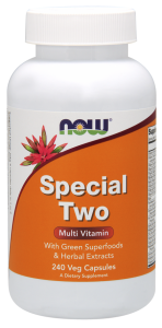 NOW Foods Special Two (240 kap)
