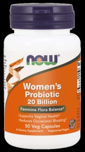 NOW Foods Womens Probiotic 20mld (50 kap)