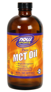 NOW Foods MCT Oil Pure Olej MCT (473 ml)