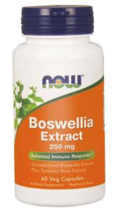 NOW Foods Boswellia Extract 250 mg(60kap)