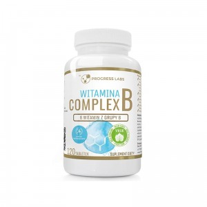 Progress Labs Witamina B Complex (120 tab)