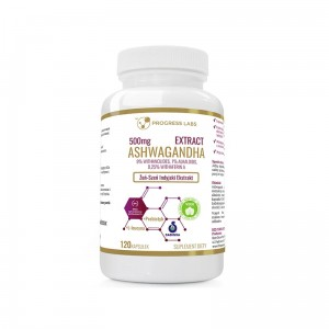 Progress Labs Ashwagandha Ekstrakt 500mg ( 120 kap)
