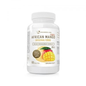 Progress Labs African Mango Forte Plus 12000mg (60kap )