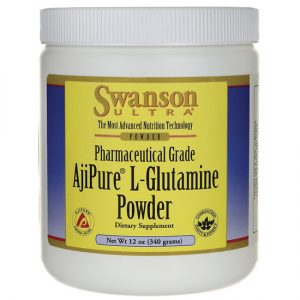 AjiPure L-Glutamina Powder - 340g