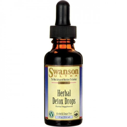 Swanson Herbal Detox Drops 29,6ml.jpg