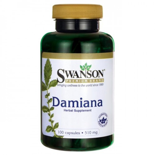 Swanson Damiana Leaves 510mg - (100 kap).jpg
